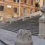 Španělské schody na Piazza di Spagna