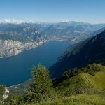 Lago di Garda, největší jezero Itálie