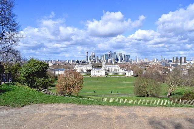 Greenwich – nultý poledník v Londýně